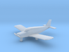 1:400 scale Piper PA28 Cherokee 3d printed