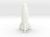 Rocket Ship 9 - Mars Needs Mechanics Start Token 3d printed