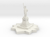 Statue of Liberty 1/1000 3d printed