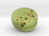 The Pistachio Macaron 3d printed