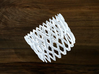 Turk's Head Knot Ring 5 Part X 25 Bight - Size 26. 3d printed