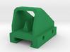 Mini Dot Sight for Nerf Rail 3d printed