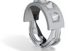 Choker Ring - Sz. 10 3d printed
