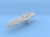 EDSF Heavy Cruiser Langsdorff 3d printed