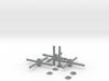 Multiplicator Axes 3d printed