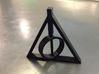 Deathly Hallows Rotating Pendant 3d printed