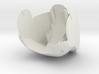 Back of DARwIn-OP head 3d printed