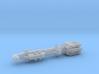 EU Insurgent frigate 3d printed