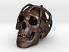 Double Skull Pendant 3d printed