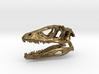 Mini Raptor Dinosaur Skull 3d printed