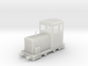 "OO9 Talyllyn Railway ""Merseysider"" Body Kit 3d printed"