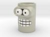 bender cofee cup 3d printed