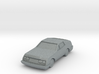 Hatchback 3d printed