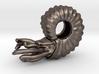 Ammonite Bead 3d printed