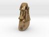 Mini Moai Head 3d printed
