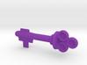 Grayskull key (Scareglow's key) 3d printed