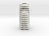 pulleywheel for ballbearing, 12 piece set 3d printed