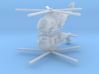 1/700 AW101 (HM1) Merlin (x2) 3d printed