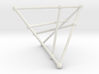 Petersen - Shifted Tetrahedron 3d printed