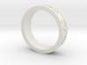 Basic Ring Size 11 ASU 2011 3d printed