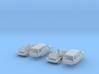 SET 2x Chrysler Voyager (N 1:160) 3d printed