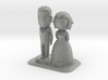 Newly weds 3d printed