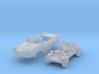 Amphicar 770 (N 1:160) 3d printed