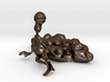 AWN Reclining Nude 3d printed
