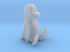 Penguin hollow 3d printed