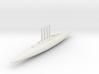 500-Ton Gun Boat 3d printed