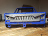 Angry Grill for RC4WD Chevy Blazer 3d printed