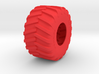 Agricultural tyre 3d printed