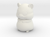 Hamster 3d printed