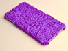 Neisha - Floral Case for Iphone 6/6S Plus 3d printed Floral case for iPhone 6+ 3D Printed in Purple Dyed Nylon
