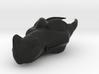 Dragon Pendant (Full Head) -v1b 3d printed