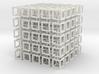 interlocked cubes 5 3d printed
