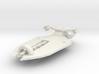 3 Missile Cruiser 3d printed