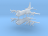 1/700 P-3 (AP-3C) Orion (x2) 3d printed