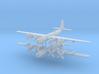 1/700 B-50D Superfortress (x2) 3d printed