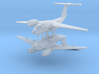 1/700 Antonov AN-72 Coaler (x2) 3d printed