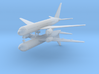 1/700 Boeing 767-200 Commercial Airliner (x2) 3d printed