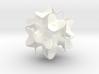 Clover flower ball 3d printed