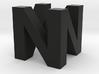 N64 Logo 3d printed