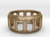 holey ring 7 3d printed