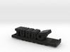 Miata Turbo Keychain 3d printed
