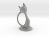 Napkin ring - Female cat 3d printed