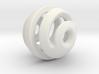 sphere spiral pendant 3d printed