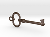 Custom Key Style B 3d printed