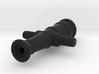 Swivel gun 3d printed