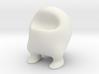 Fat Frankie (6cm) 3d printed